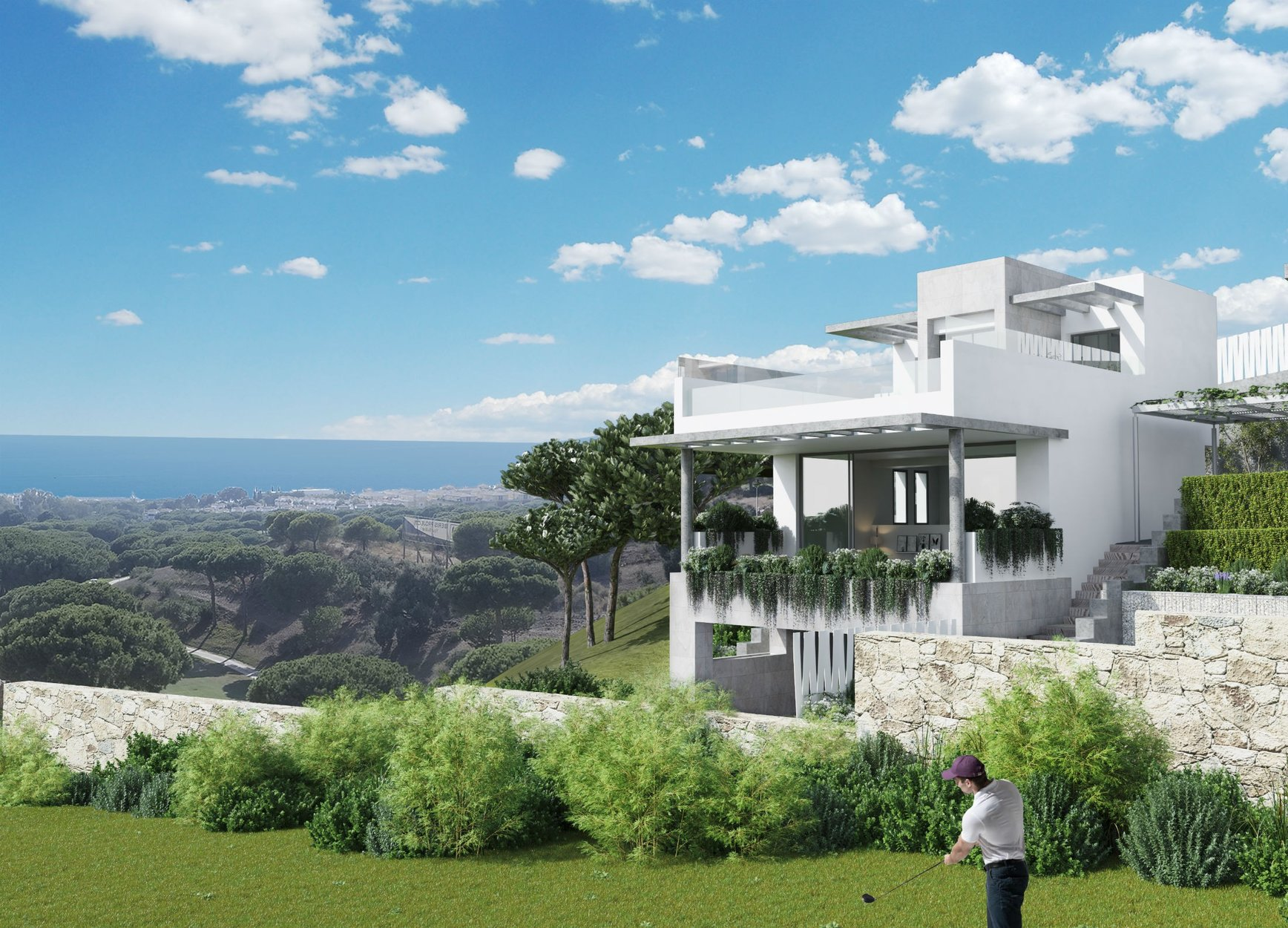 3-bed- townhouse for Sale in Cabopino