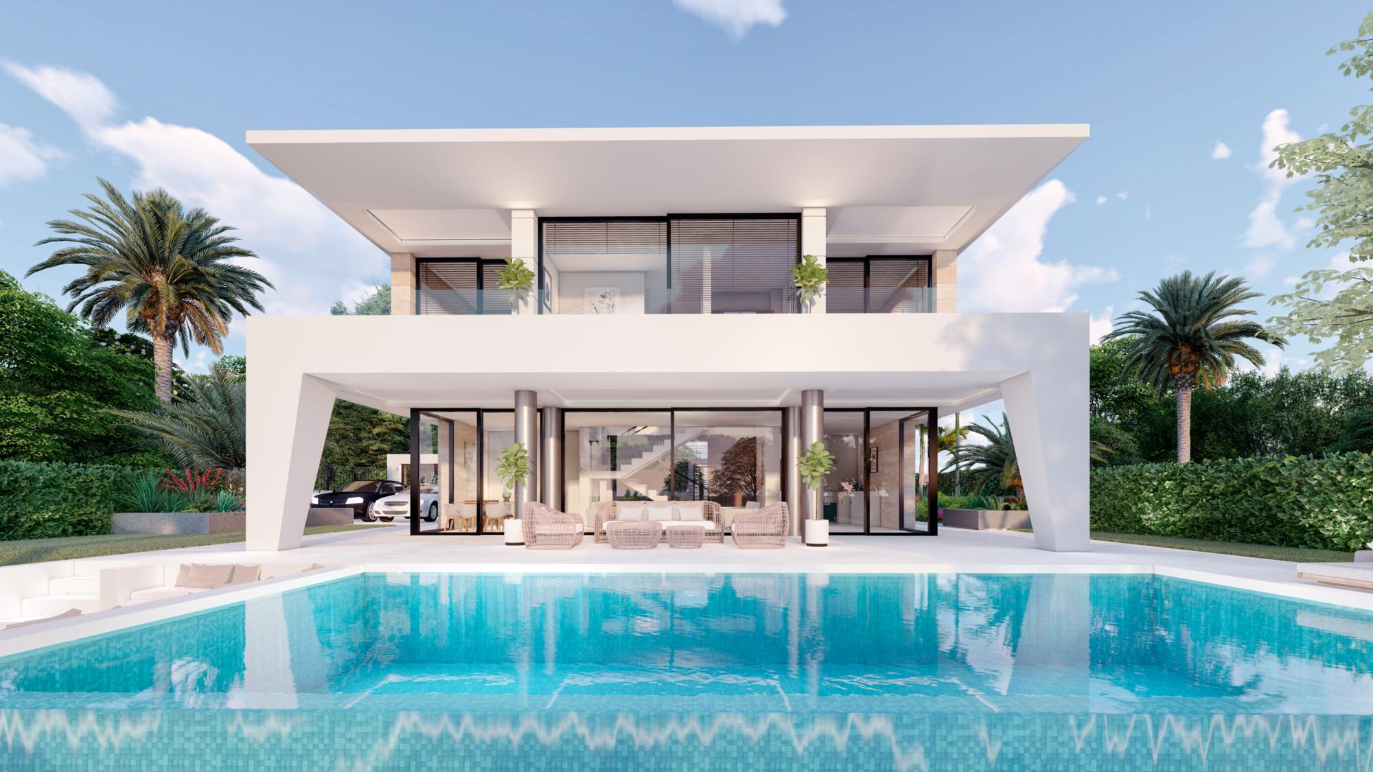 3-bed- villa for Sale in La Duquesa