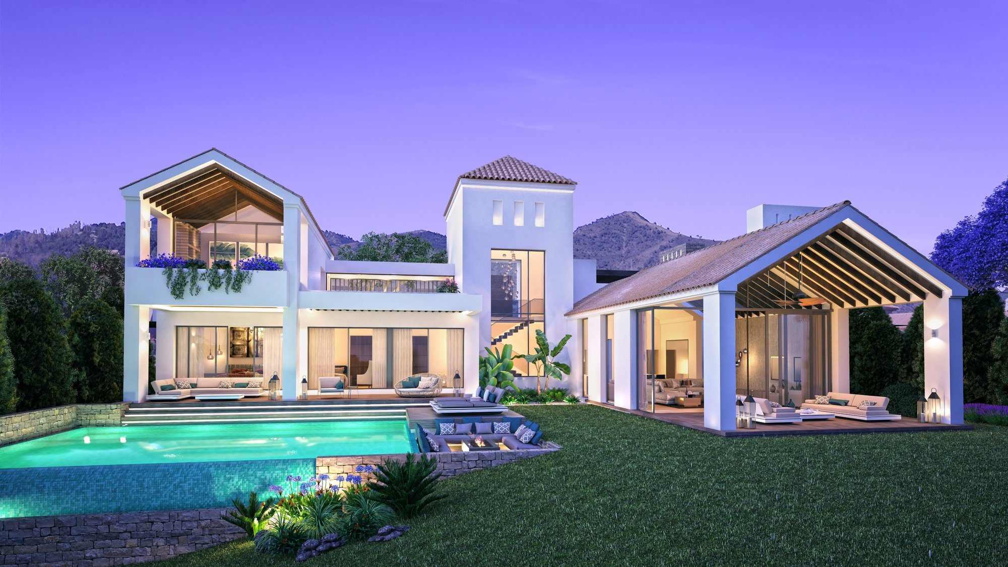 4-bed- villa for Sale in New Golden Mile