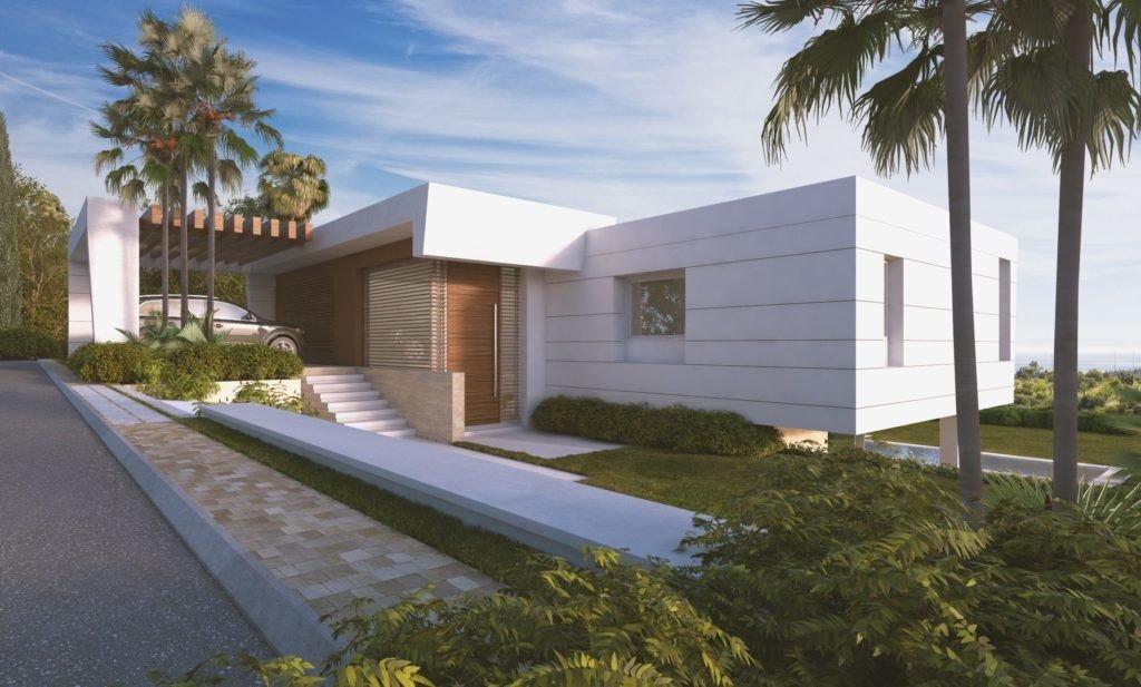 4-bed- villa for Sale in Los Monteros