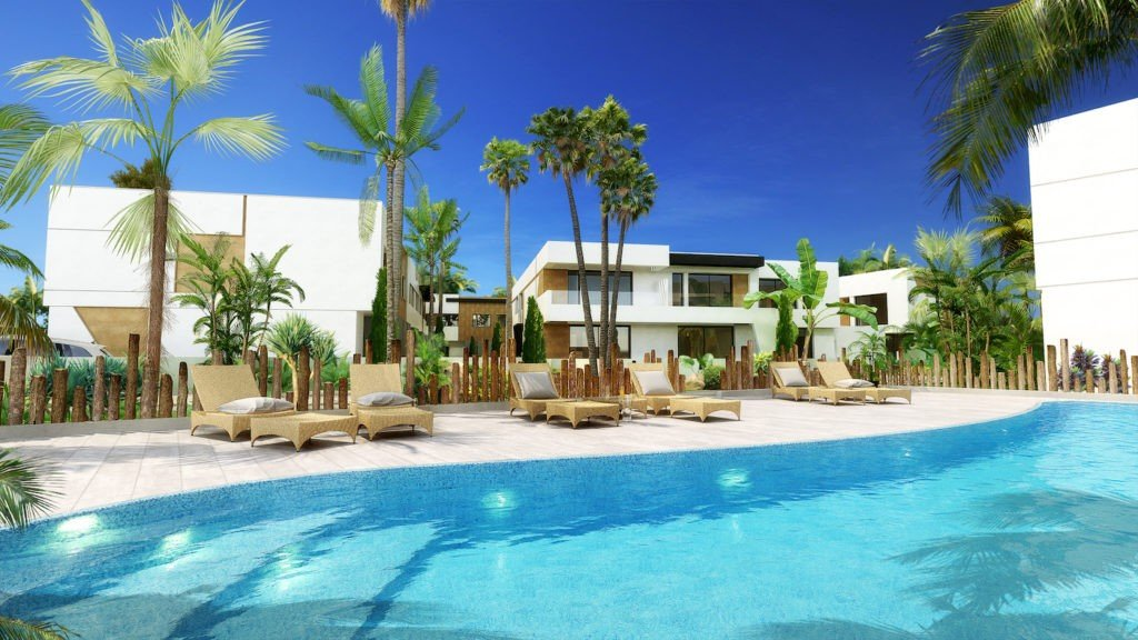 3-bed- townhouse for Sale in Nueva Andalucia