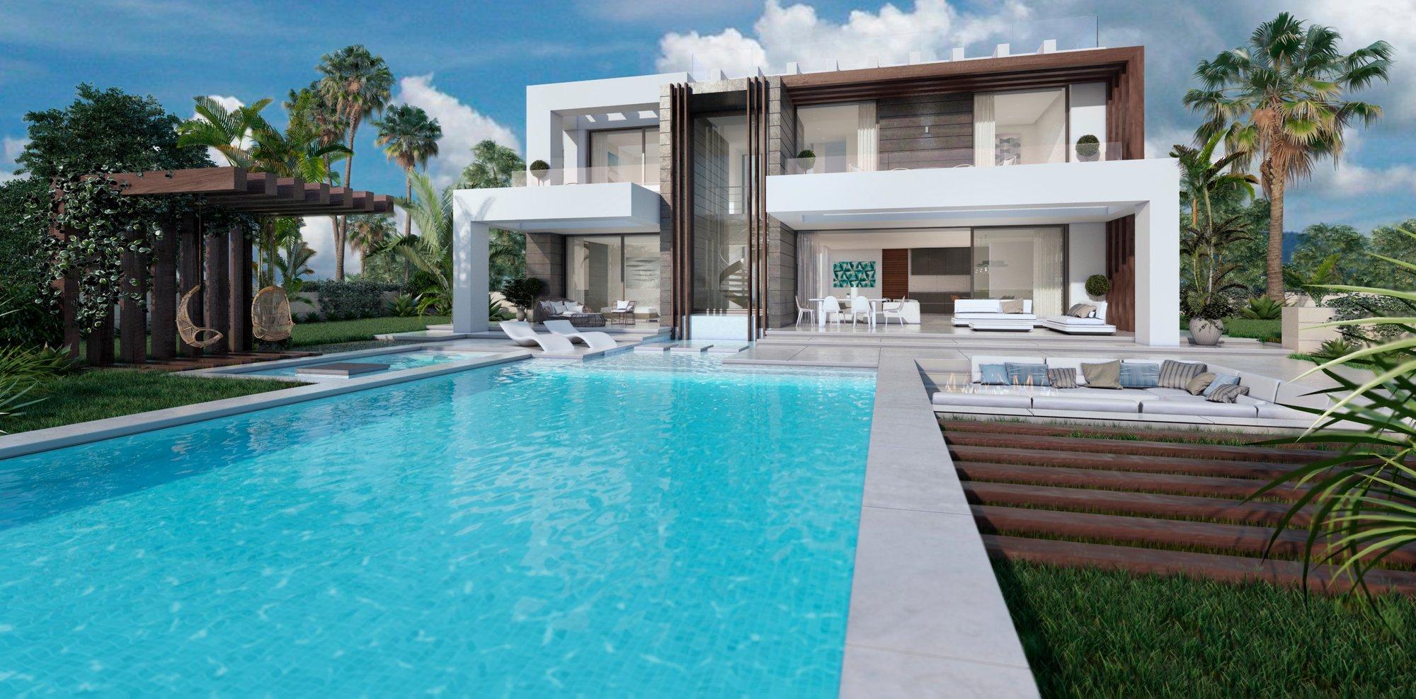 4-bed- villa for Sale in La Duquesa