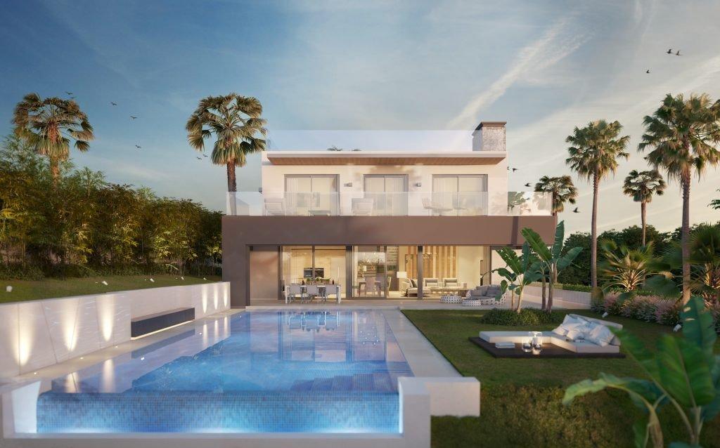 3-bed- villa for Sale in Nueva Andalucia