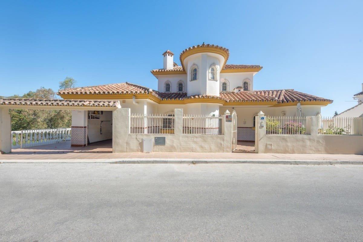 Villa till salu i Mijas, Campo Mijas