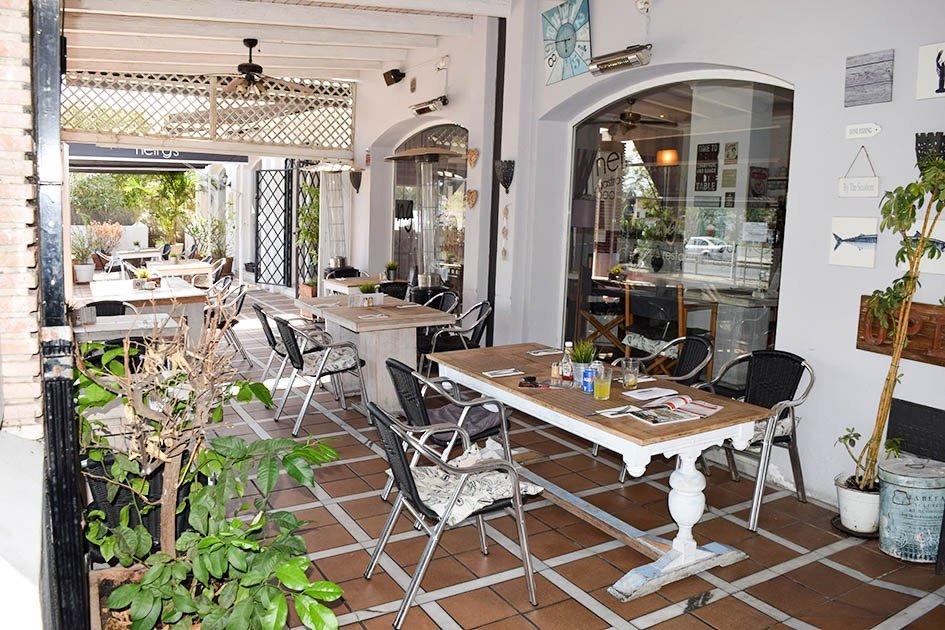 0-bed- cafe for Sale in Estepona
