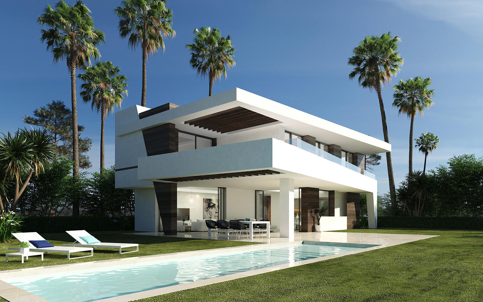 Villa till salu i Estepona, La Resina Golf