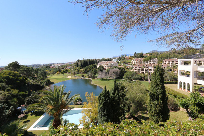 Penthouse for rent in Marbella