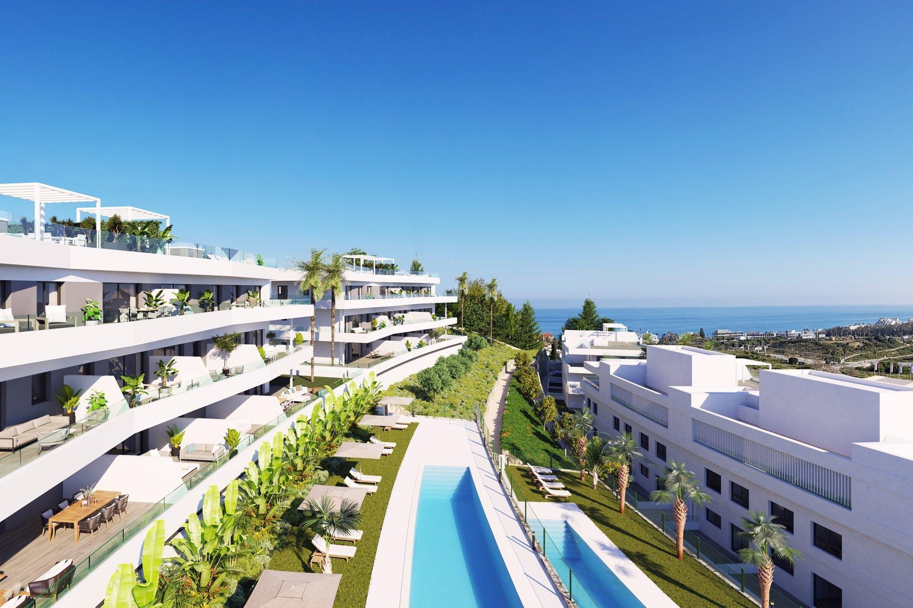 Apartment te koop in Estepona, La Gaspara