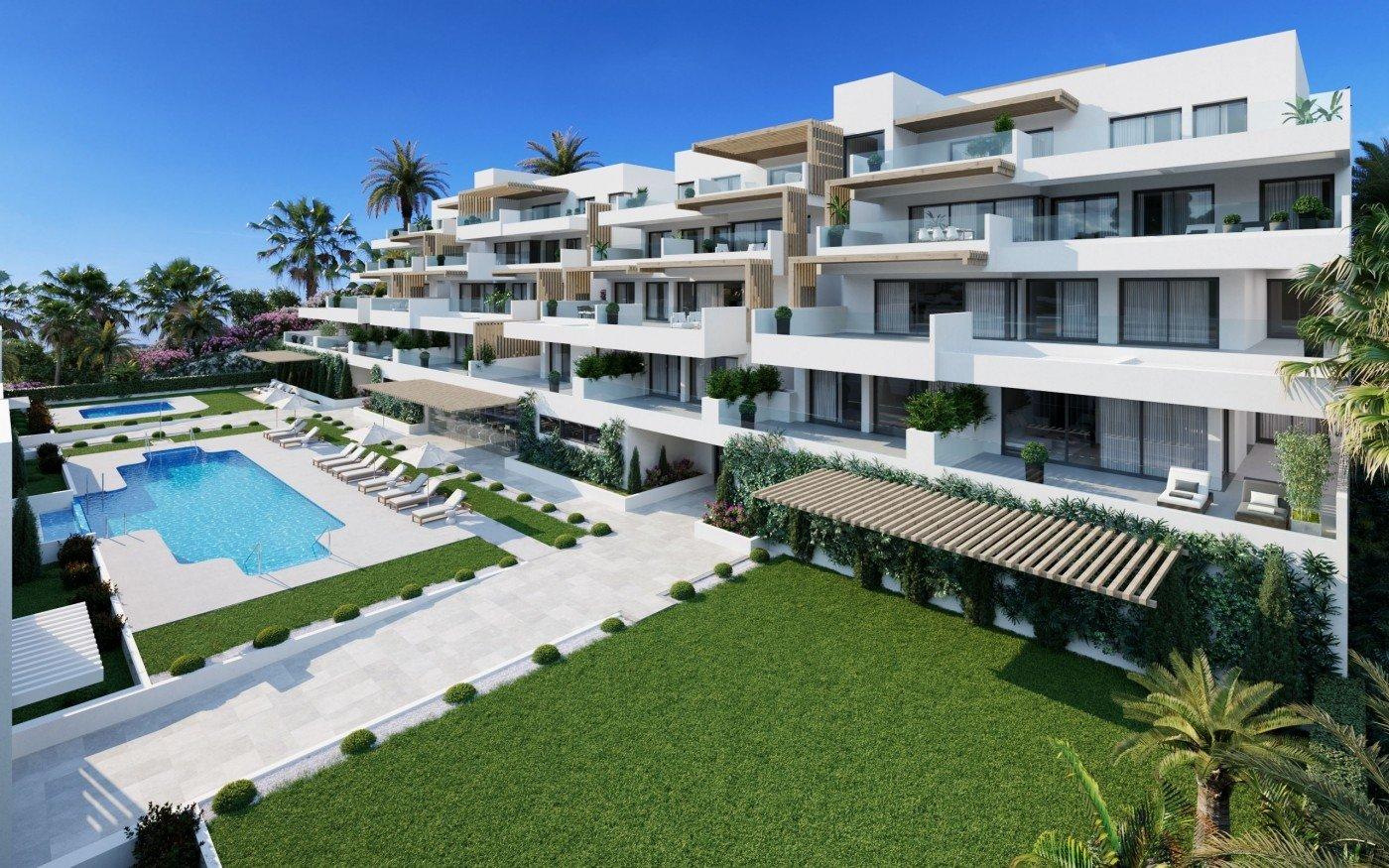 Apartment for sale in Estepona, Estepona Town