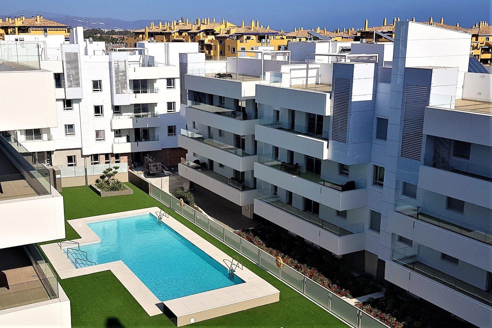 Penthouse te huur in San Pedro Alcantara, Acqua