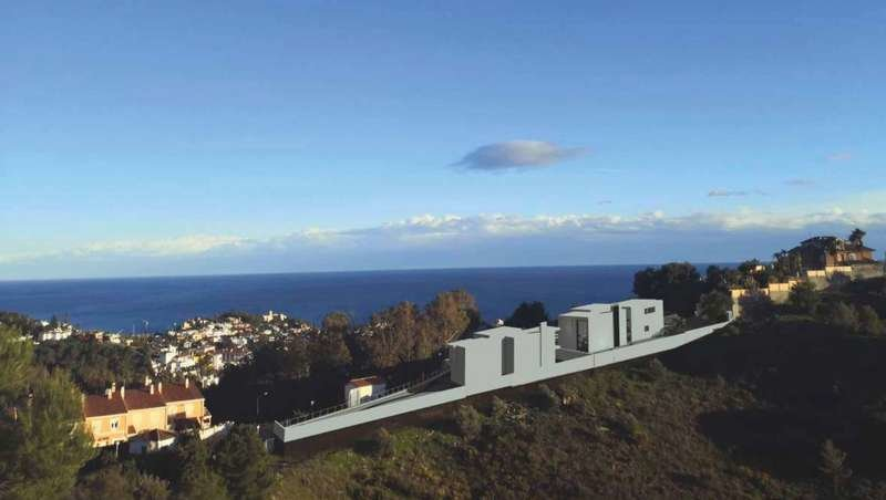 Villa te koop in Malaga Center