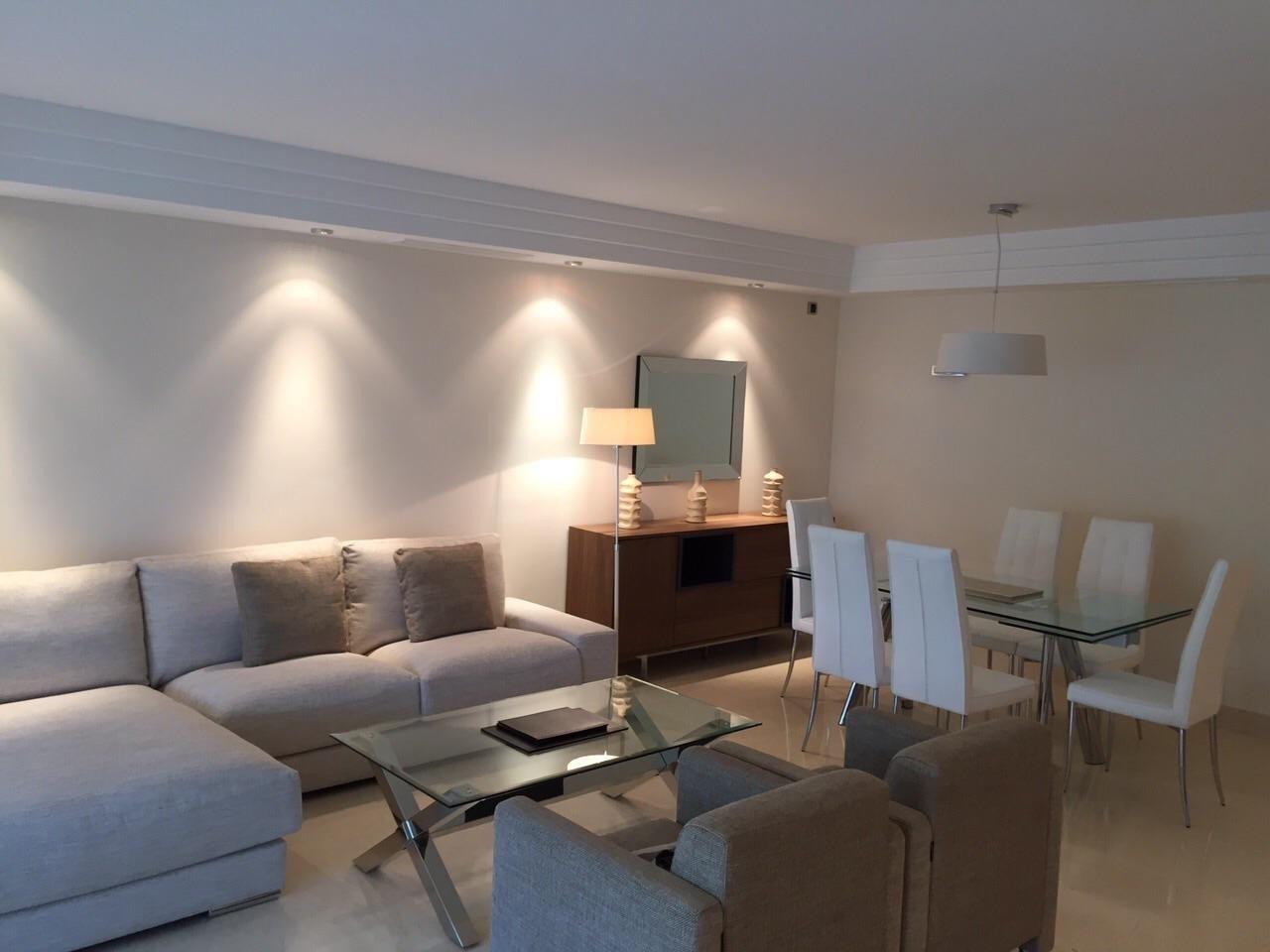 Apartment te huur in Marbella, Jardines del Príncipe
