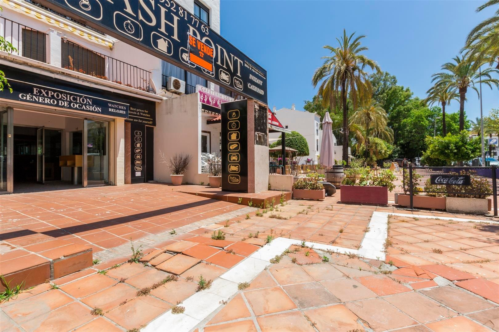 0-bed- retail for Sale in Puerto Banus