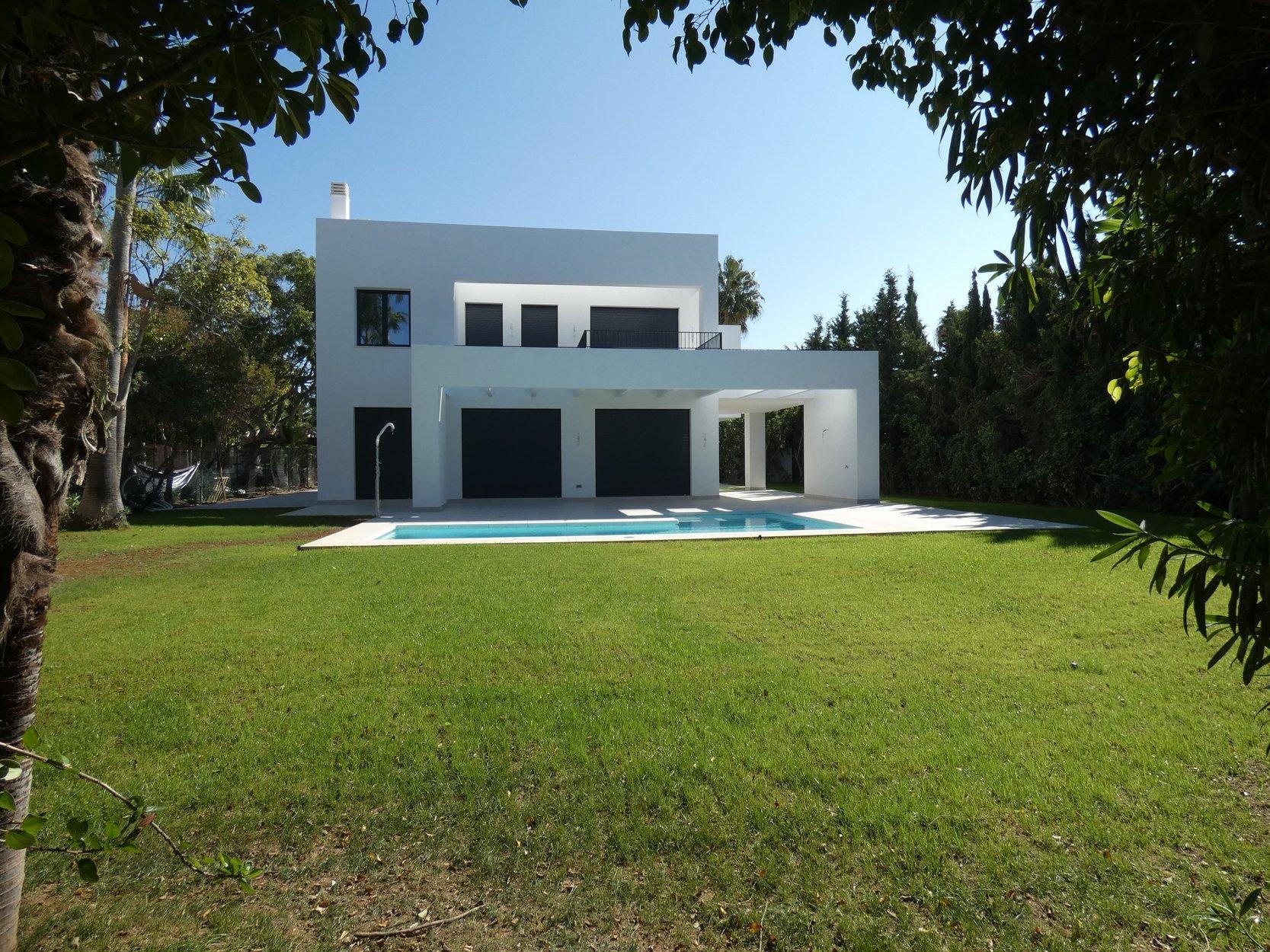 Villa à louer à Estepona, Atalaya Baja