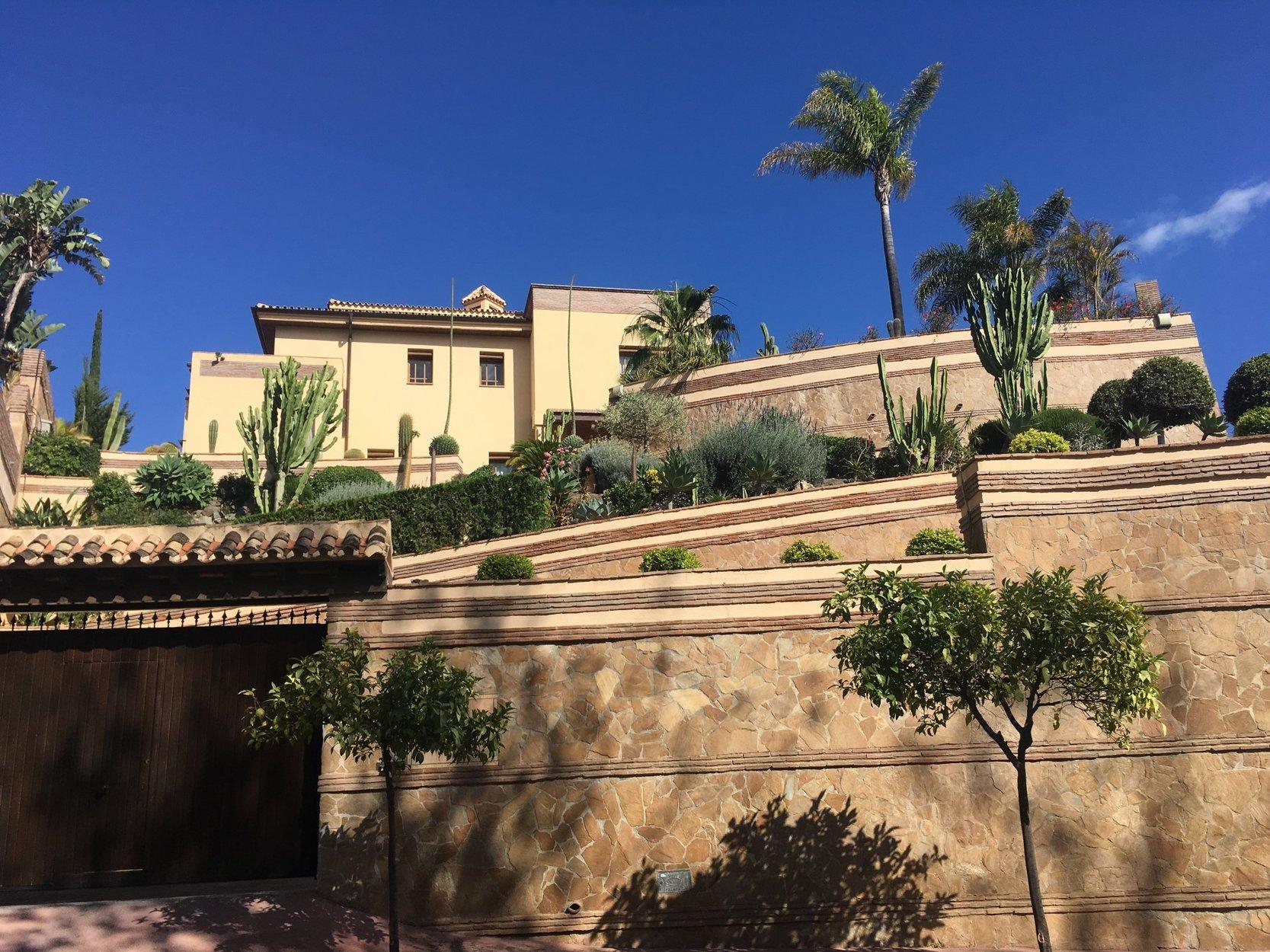 Villa for sale in Malaga