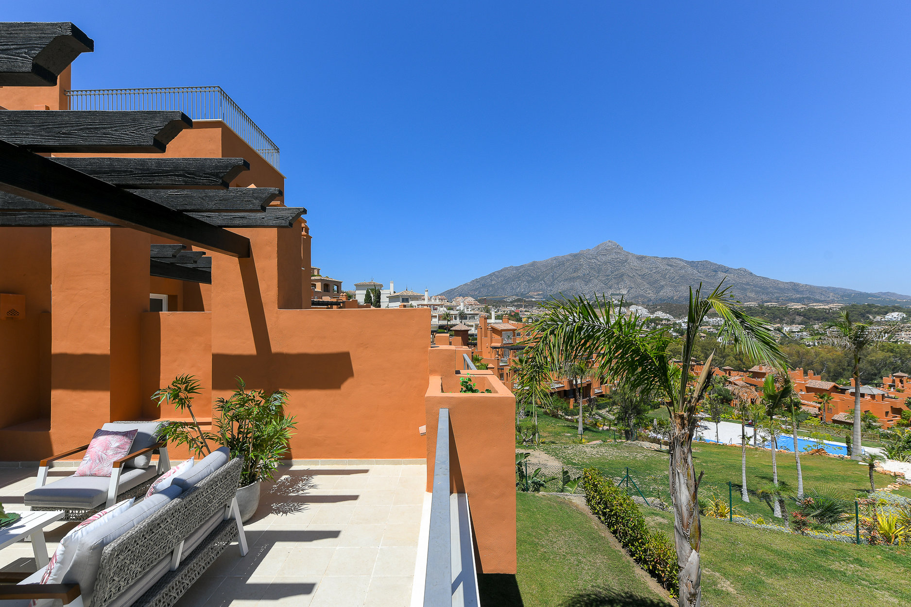 Apartment for sale in Marbella, Nueva Andalucia