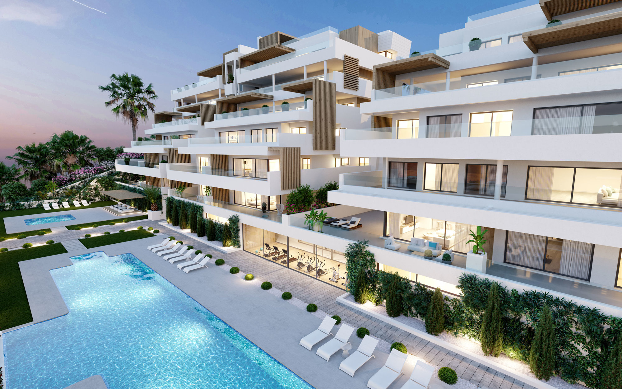Apartment for sale in Estepona, Estepona Town