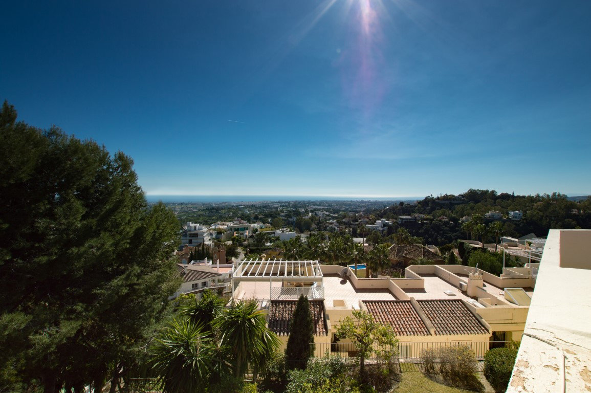 Town house te koop in Benahavis