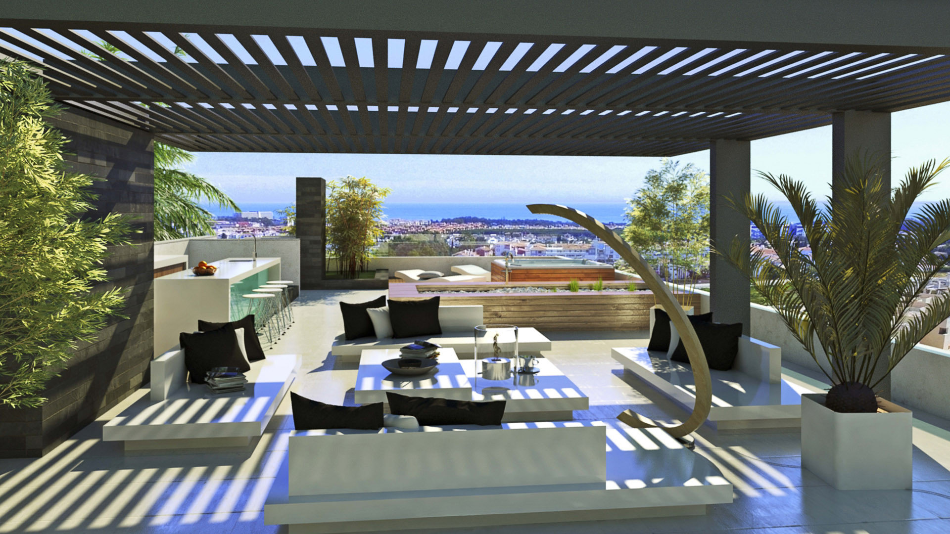 Apartment te koop in Benahavis