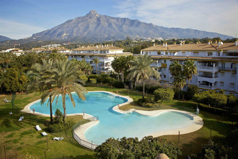 Apartamento a la venta en Marbella