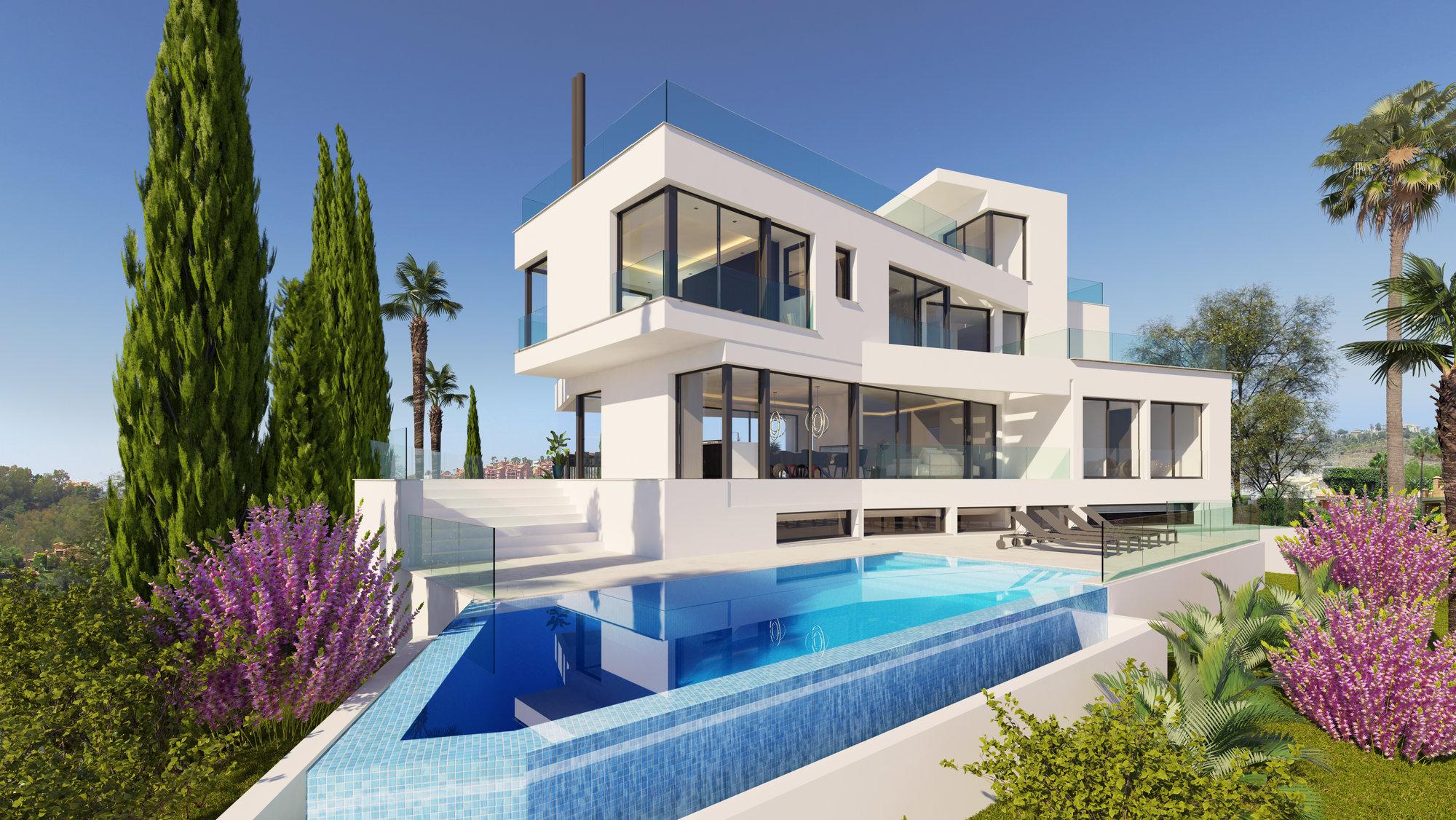 5-bed- villa for Sale in La Quinta