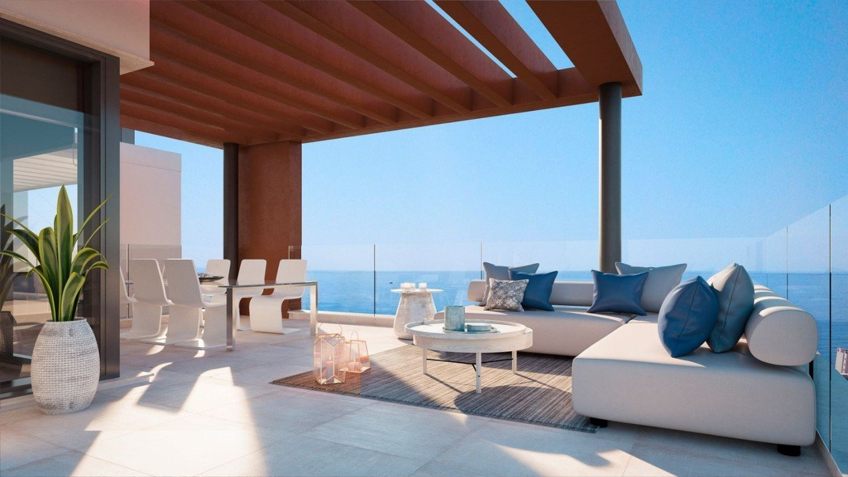 Penthouse for sale in Fuengirola