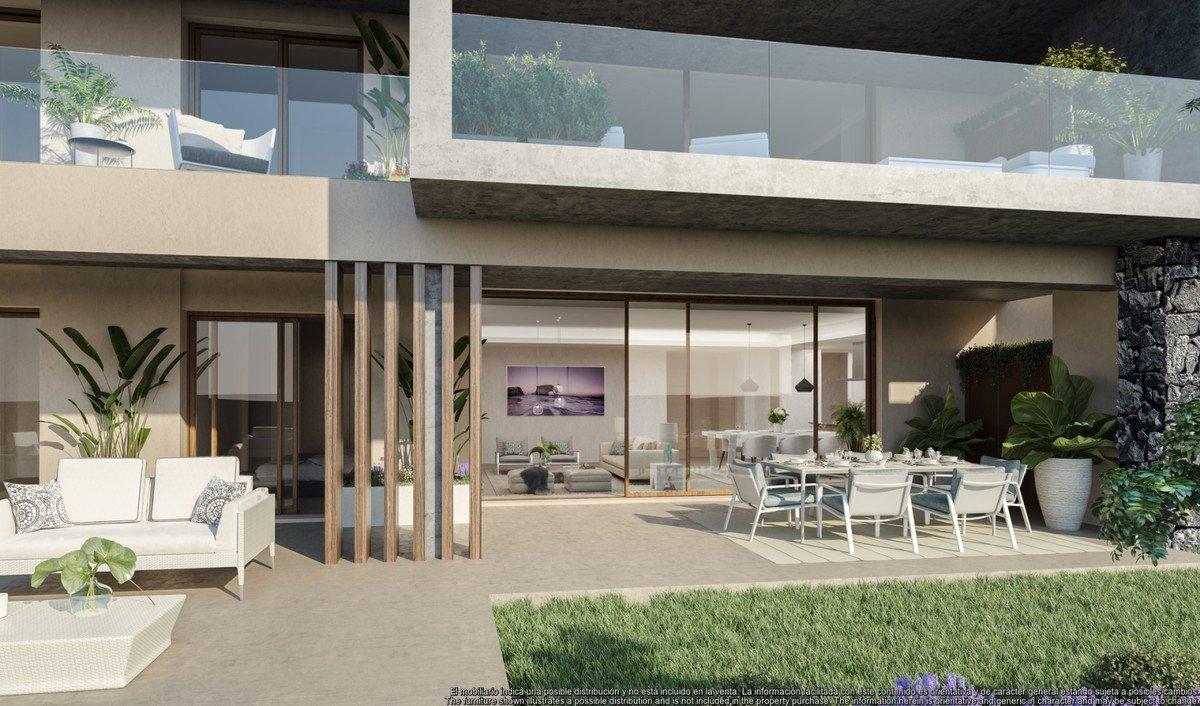 Apartamento a la venta en Benahavis