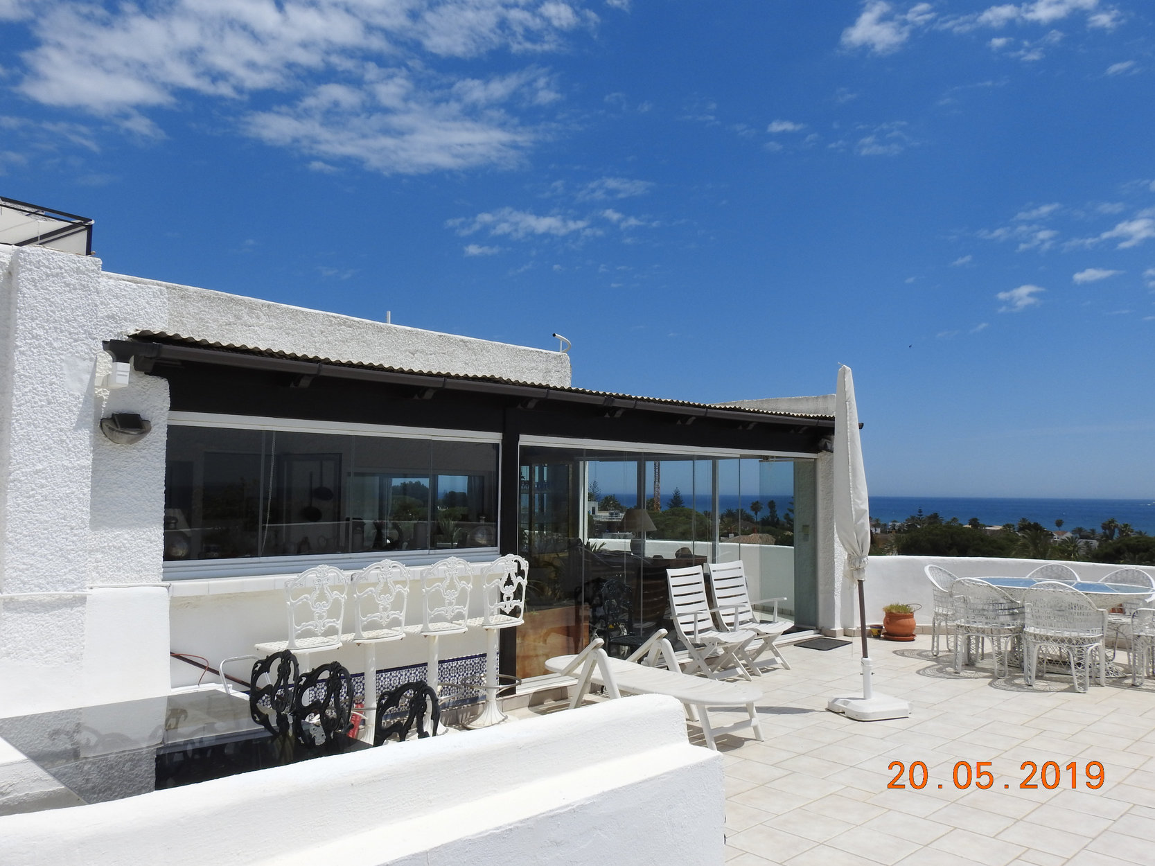 Penthouse for sale in Marbella, Marbesa