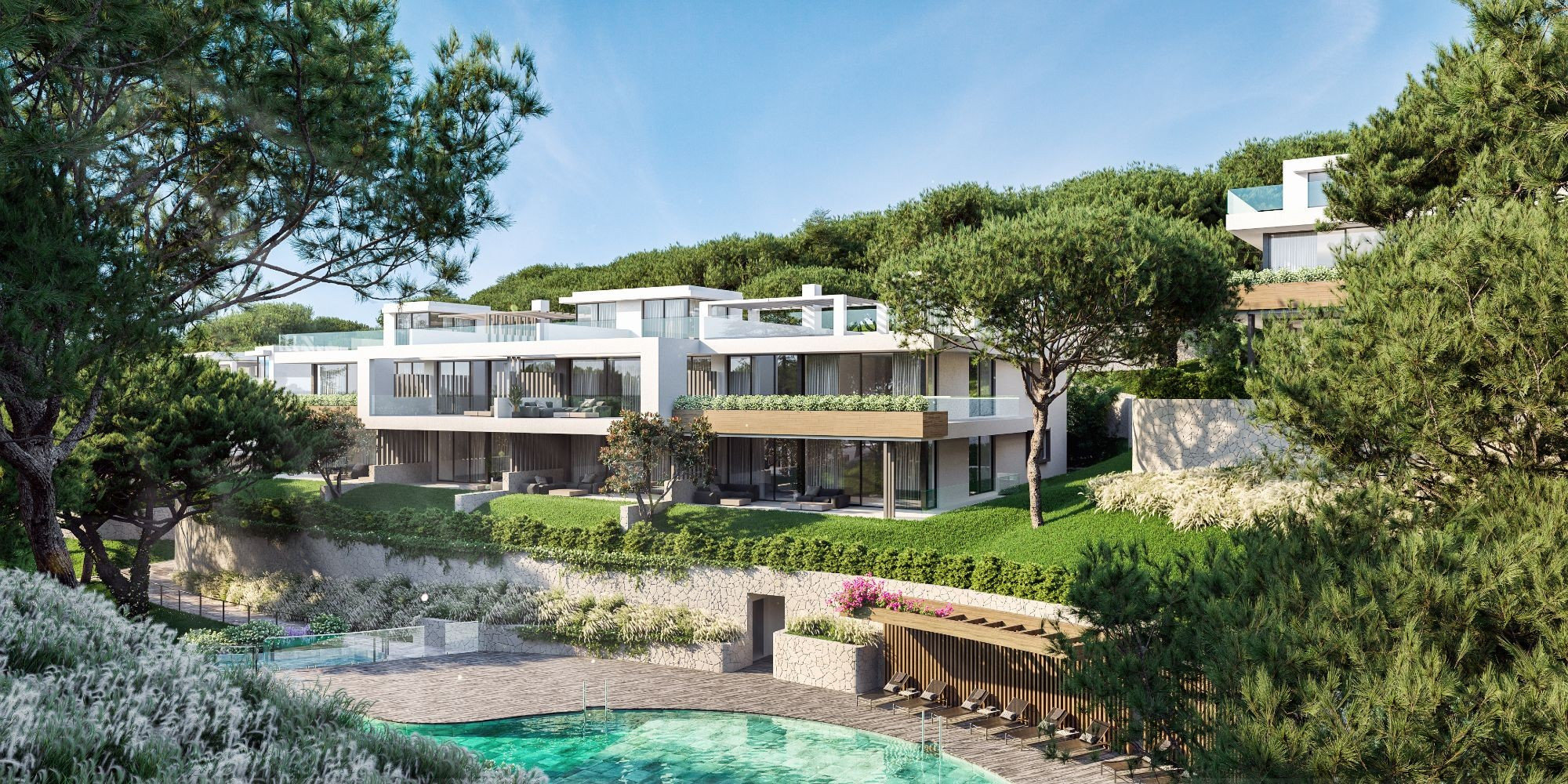 Penthouse for sale in Marbella, Cabopino