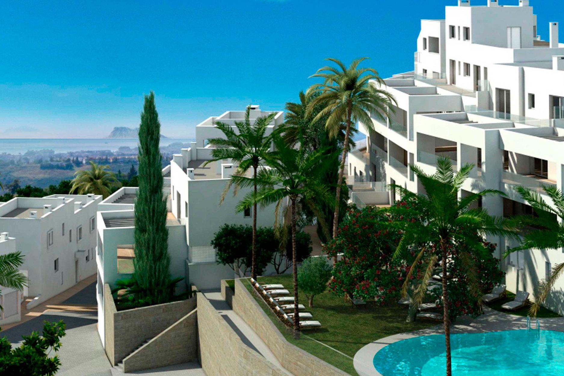 Apartment for sale in Marbella, Los Altos de los Monteros