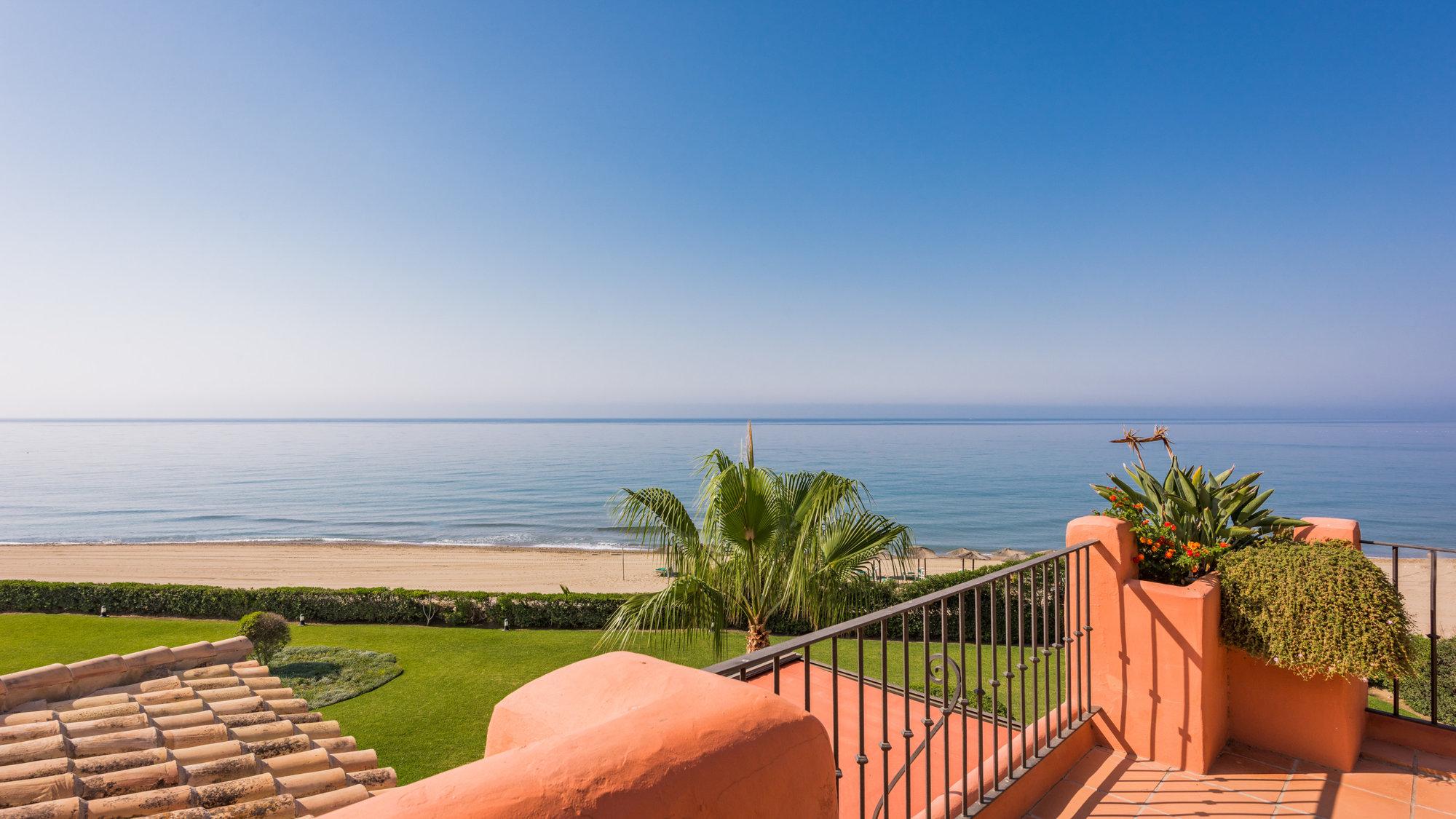 Penthouse for sale in Marbella, La Morera