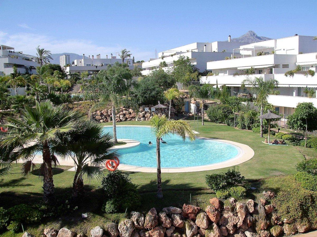 Penthouse till salu i Marbella