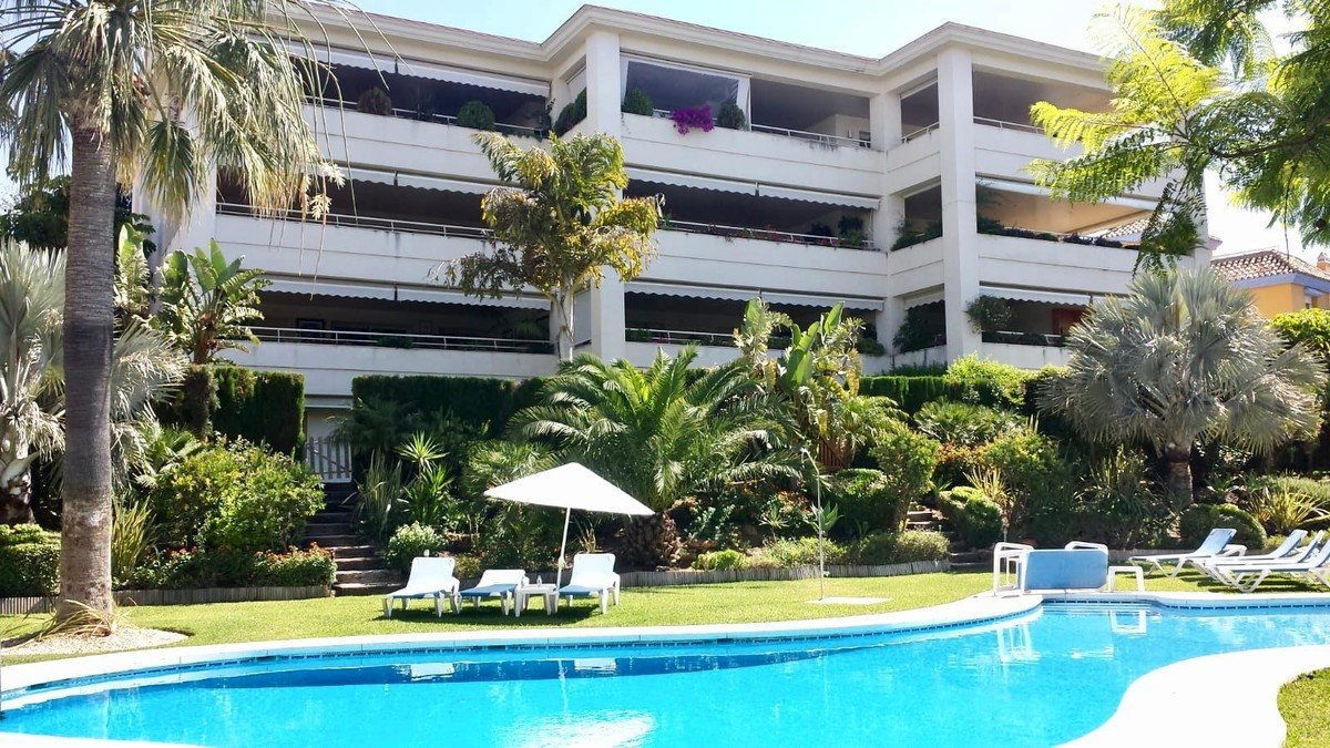 Apartment te huur in Marbella, Marbella Golden Mile