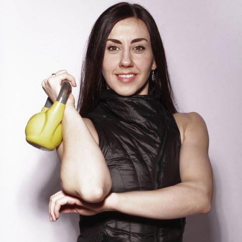 Natasha Volley