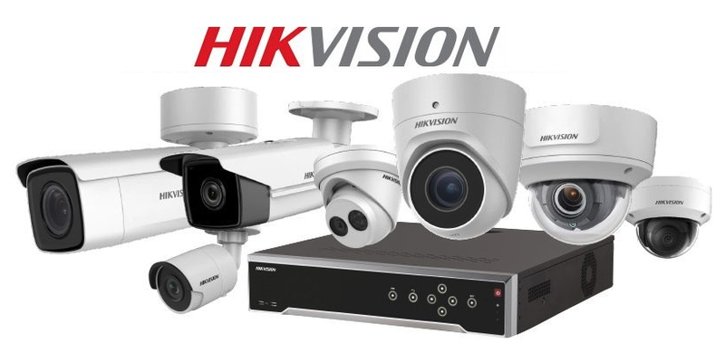 Hikvision certified to supply & install