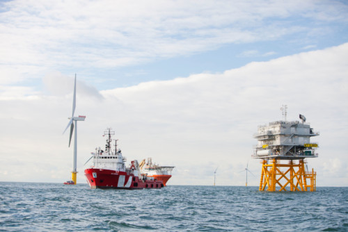 Nucore Group Offshore Wind
