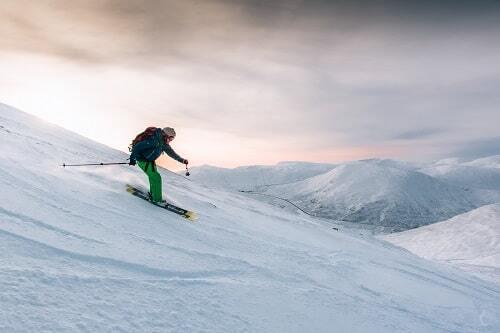 NEAT Ski 500 min