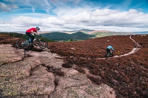 Mountain Biking 500 min