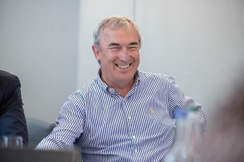Patrick Machray OBE 500 min