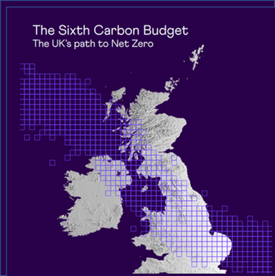 Sixth Carbon Budget positive step on journey to net-zero