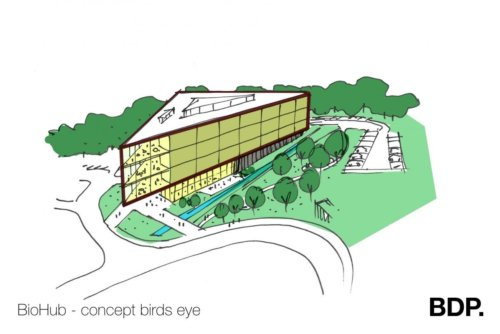 BDP appointed to Bio Hub design team