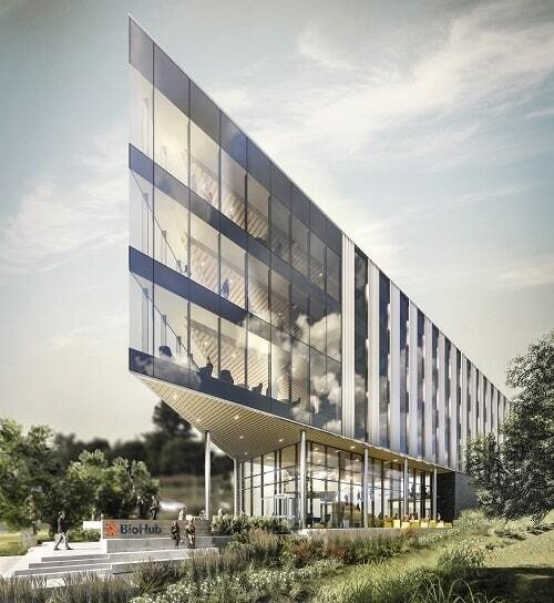 BioHub project prepares for main construction phase