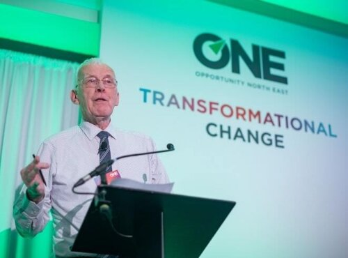 EIC Energy Focus talks with Sir Ian Wood KT GBE