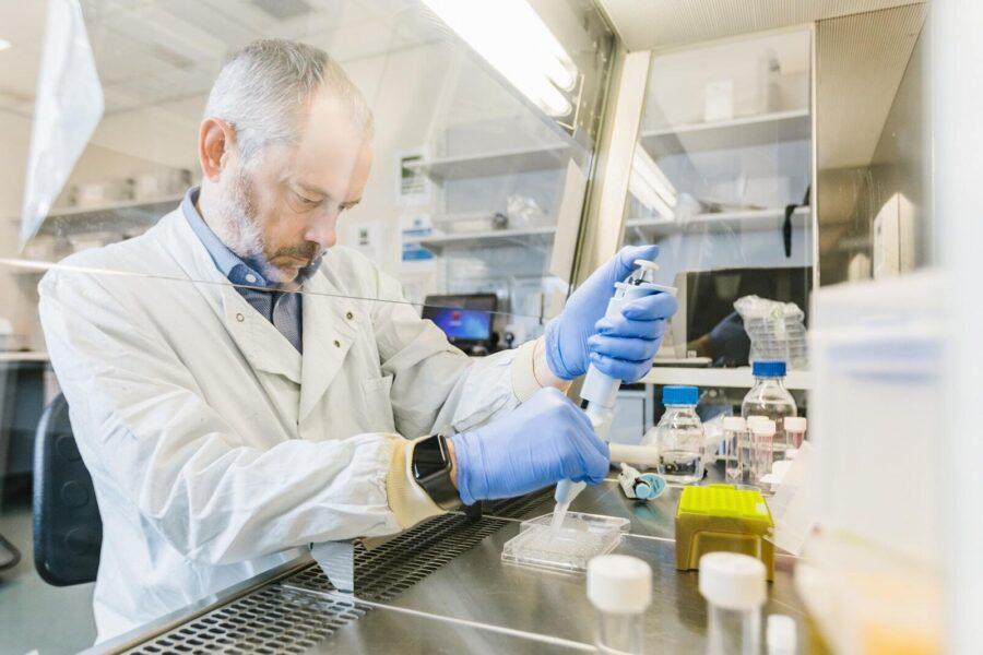 Nova Biotics lab Nov 2020 min