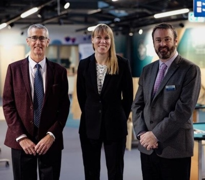 Aberdeen Science Centre officially opened