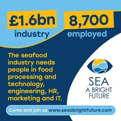Seafood industry recruitment campaign