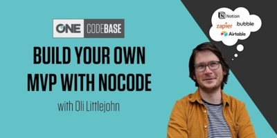 ONE Codebase - Build your own MVP with NoCode