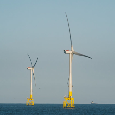 Businesses Prepare to Get Fit for Offshore Renewables