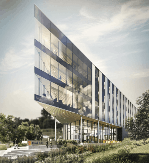 BioHub planning permission granted