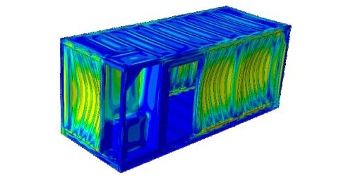 Cabin Blast Module Assessment